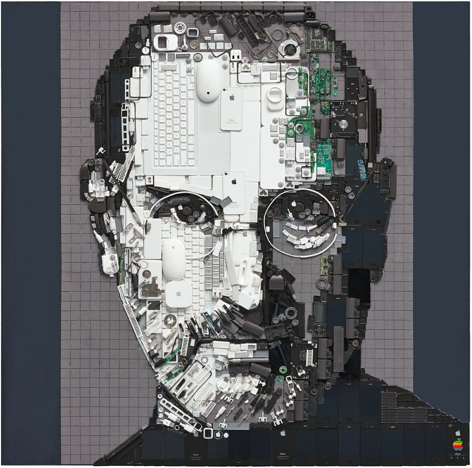Steve Jobs by Kirkland Smith