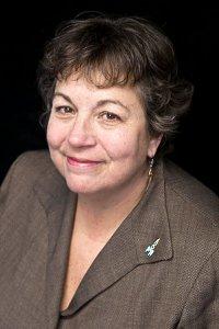 """Deborah Brevoort, author of """"Thye Velvet Weapon,"""" winner of the 2013 Trustus Playwrights' Festival"""