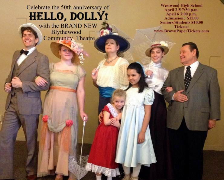Hello Dolly pr photo