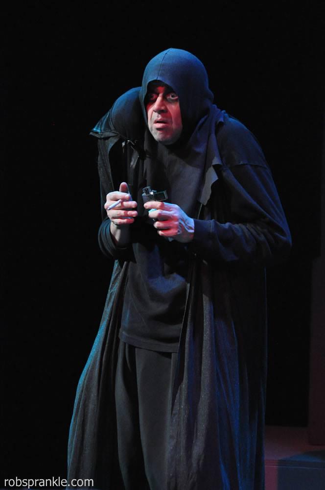 Frank Thompson as Igor - photo by Rob Sprankle