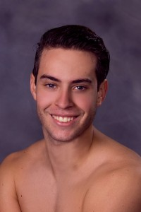 Christopher Miro will dance the role of Aladdin