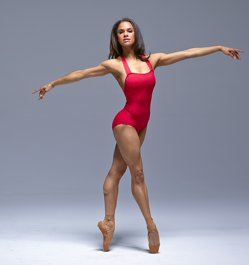 ABT principal dancer Misty Copeland